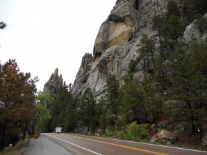Cruising around the Black Hills